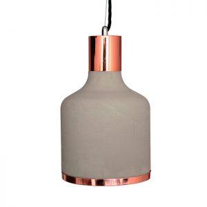 Luminarias colgantes - Lámparas colgantes - Tienda Insular - Luminarias Insular - lámparas insular - insular lámparas - insular tienda – lámparas doradas – lámparas de comedor – lamparas dormitorio – lamparas living – cobre- cemento - concreto - lamparas diseño